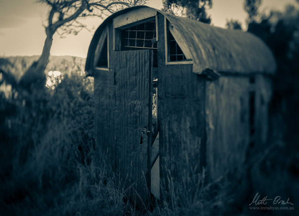 The Surfers Shed. East Coast. Tasmania