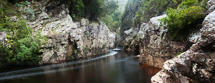 The Irenabyss, Franklin River. Southwest Tasmania